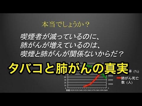 【嫌煙厨】喫煙率が高い日本は米国より肺がんが少ないわけだが【海外の反応】