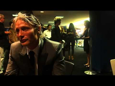 Mads Mikkelsen interview in Paris