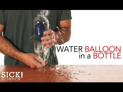 Science Experiment Soda Bottle Diver  English  ShiaTVnet