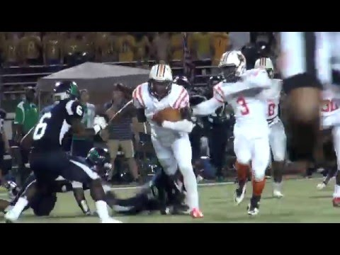 North Cobb High School Varsity Football VS Harrison High School 2015