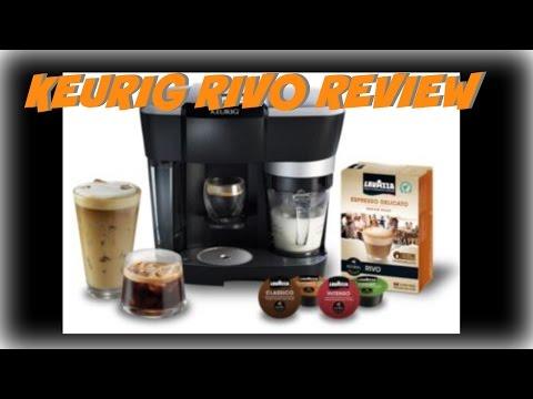 Keurig Rivo R500 Review