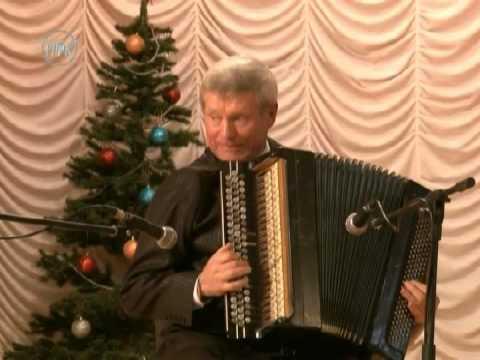 Анатолий Поздняков (баян) Молдавский танец