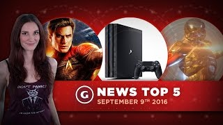 New PS4s Revealed; Ubisoft Reveals Next Free Game! - GS Daily News