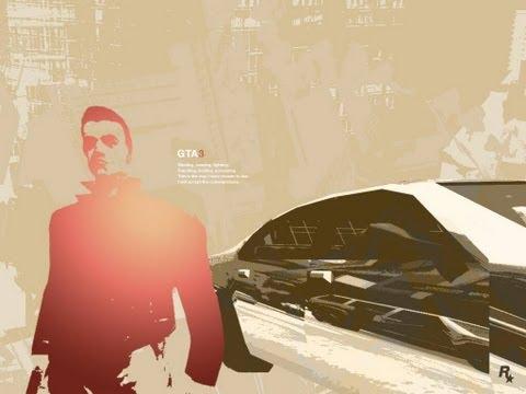 How to get to Staunton Island through a broken bridge in Grand Theft Auto 3 [PC]