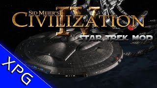 Star Trek Mod - Sid Meier's Civilization IV (One of the Best Star Trek Mods)