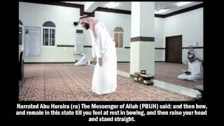 Common Mistakes in Prayer (Salah)  ?