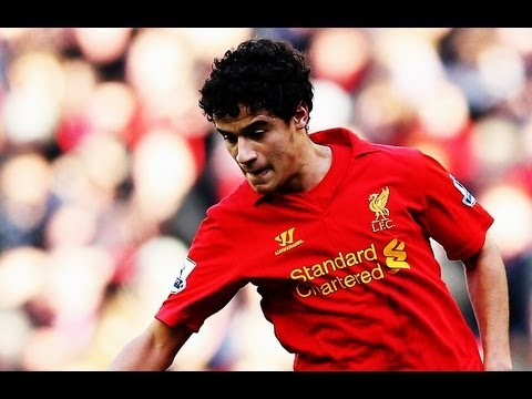 Philippe Coutinho | Skills and Goals | In Liverpool