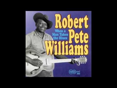 Robert Pete Williams - Sinner don`t you know