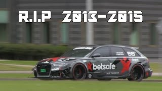 Memoires of the 1000HP Audi RS6 DTM | R.I.P 2013-2015