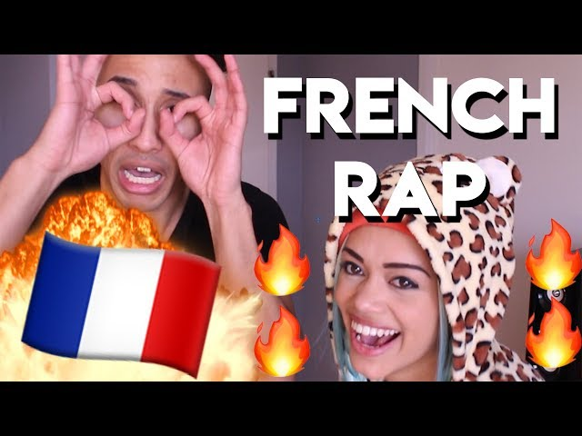FIRST REACTION TO FRENCH RAP / HIP HOP (I'm Speaking French!)