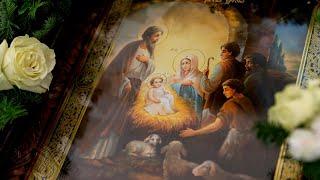 Праздничное Рождественское богослужение в кафедральном Спасо-Вознесенском соборе Ульяновска