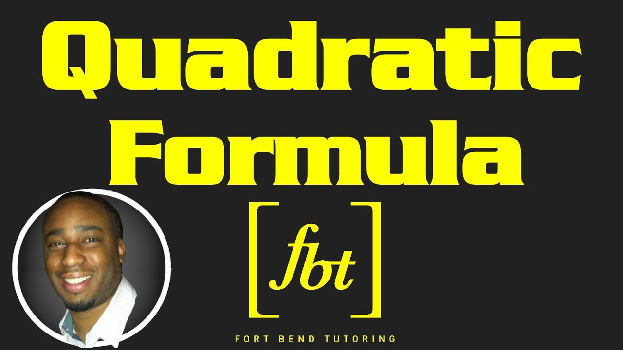 Quadratic Formula Graffiti Solving Quadratic Equations