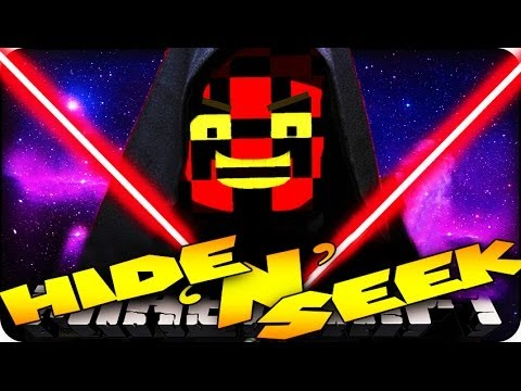 Minecraft Mods MORPH MOD HIDE AND SEEK STAR WARS MOD #7