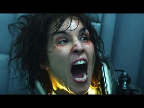 Prometheus 3 Minutes Length Trailer