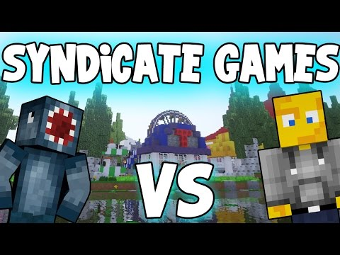 Minecraft - Syndicate Games - Blame The Camera!