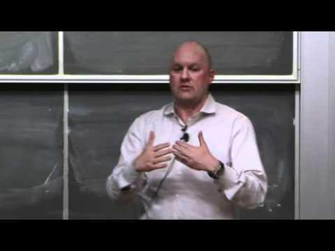 Three Necessities for Start-up Success - Marc Andreessen (Serial Entrepreneur)