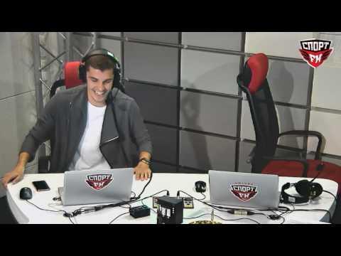 Глушаков и Комбаров звонят Зобнину на Спорт FM
