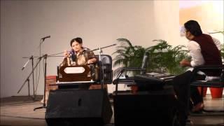 Samia Mahbub Ahmad Live at the Shilpakala Academy, Dhaka, Bangladesh