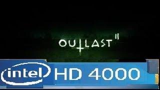 #OUTLAST 2 NA INTEL HD GRAPHICS 4000/CAGUEI DE MEDO.