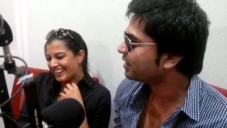 Podaa Podi - STR, Varalakshmi, Dharan & Vignesh Live & Exclusive @ Suryan FM During 'Love Panlama' Song Launch