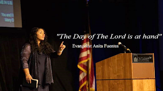 Live with Evangelist Anita
