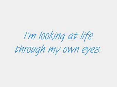 Through My Own Eyes - Aaron Carter & Kayla Hinkle