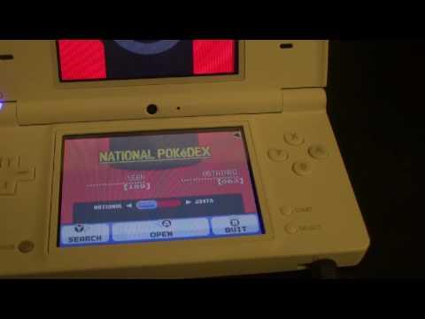 Complete Pokedex AR Code [Pokemon Soul Silver]