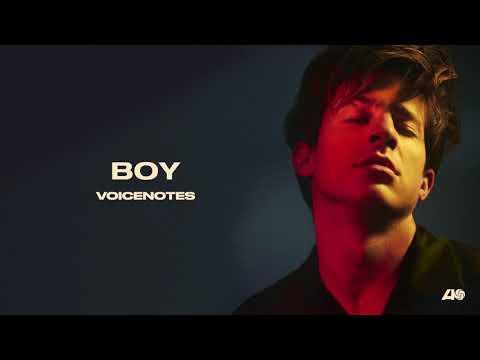 Cover Lagu Charlie Puth - BOY [Official Audio]
