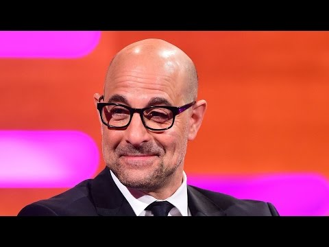 Stanley Tucci on Graham Norton's influence  - The Graham Norton Show: Series 17 Episode 1 - BBC One