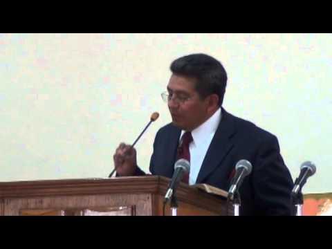 Jehová es mi Pastor Pastor Victor Castillo de la 1ra Iglesia Bautista de Texcoco
