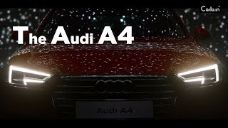 Audi A4 2018 India | Features | Carlo.in
