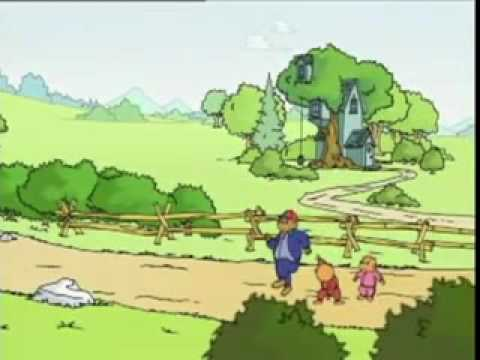 The Berenstain Bears - Too Much Junk Food (1-2)