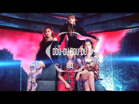 Download Lagu  BLACKPINK - DDU-DU DDU-DU 뚜두뚜두 8D USE HEADPHONE 🎧 Mp3 Free
