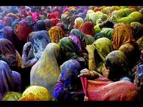 Holi : the festival of colour and togetherness