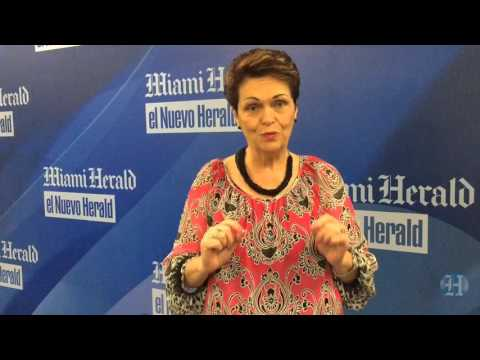 Miami-Dade Commissioner Rebeca Sosa details plans