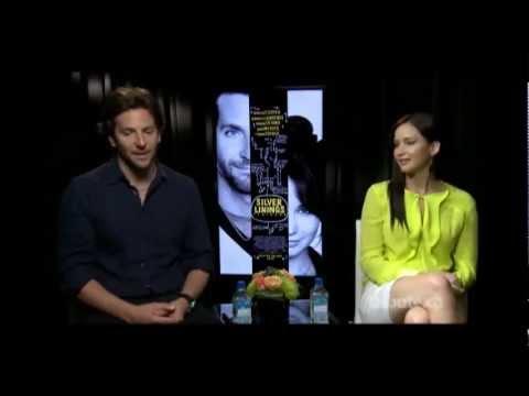 Los Juegos Del Destino - Entrevista (Interview) con Jennifer Lawrence y Bradley Cooper (Español)