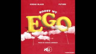 Kodak Black - Boost My Ego (feat. Future) [Official Audio]