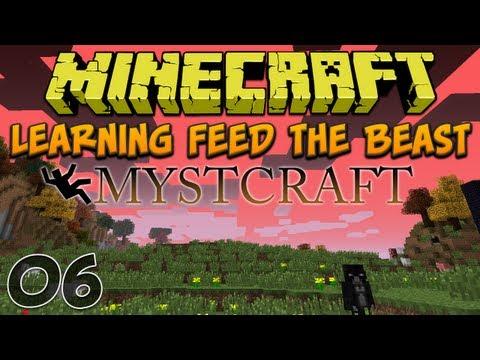 Learning Feed The Beast 06 Mystcraft