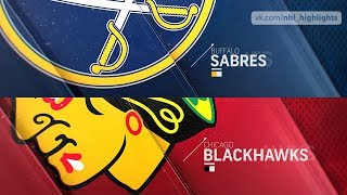 Buffalo Sabres vs Chicago Blackhawks Nov 17, 2019 HIGHLIGHTS HD