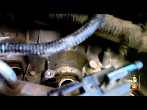 Ford 5.4 Liter 3 Valve Spark Plug Removal