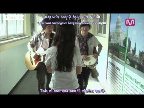 [Monstar] Jo Moon Geun & Kim Ji Soo - First Love (Sub Español)
