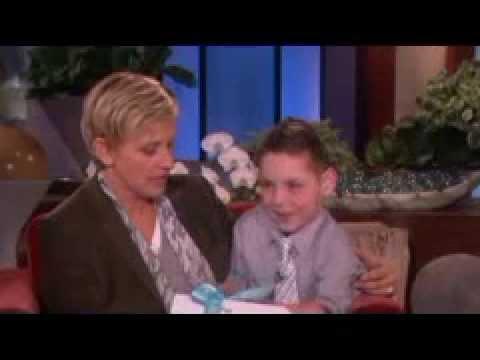 Catch Up with Ellen's Boyfriend, Tayt on Ellen show