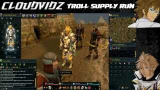 Runescape Supply Run Mini-Quest Guide (Troll Stronghold Requirement)