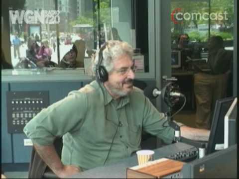 WGN Radio - Garry Meier - Harold Ramis
