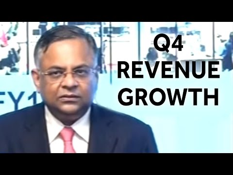 Tata Consultancy Services Q4 Revenue Growth Beats Analyst Expectation