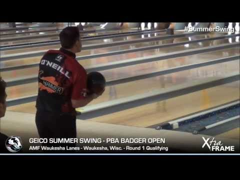 O'Neill goes for back-to-back 300's to start PBA Badger Open