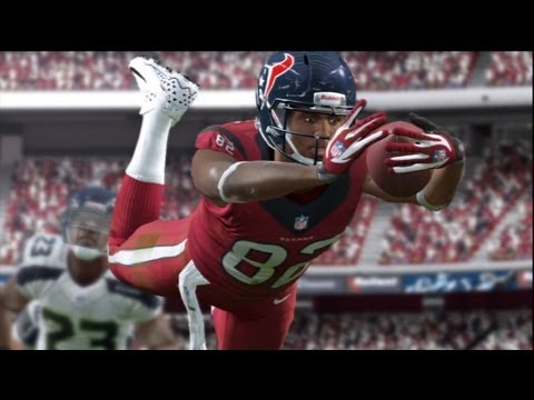 Madden 13 Late Night Livestream - H2H w/ Texans/Redskins/Vikings