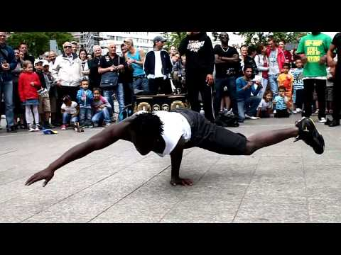 BEST STREET DANCE EVER - Berlin 2011 - Part 1