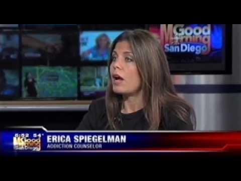 Guestpert Erica Spiegelman on KUSI discusses Philip Seymour Hoffman's heroin overdose