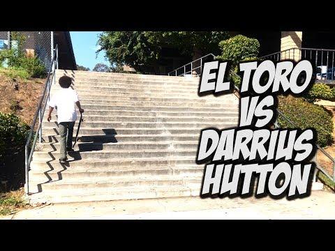 EL TORO Vs DARRIUS HUTTON !!! - NKA VIDS -
